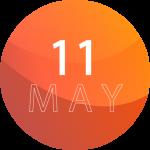 11 de mayo