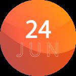 24 de junio