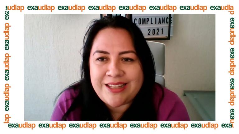 Adriana Peralta Ramos Egresada UDLAP