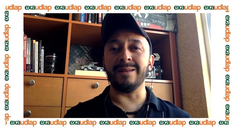 Alfonso Meléndez Sánchez Egresado UDLAP