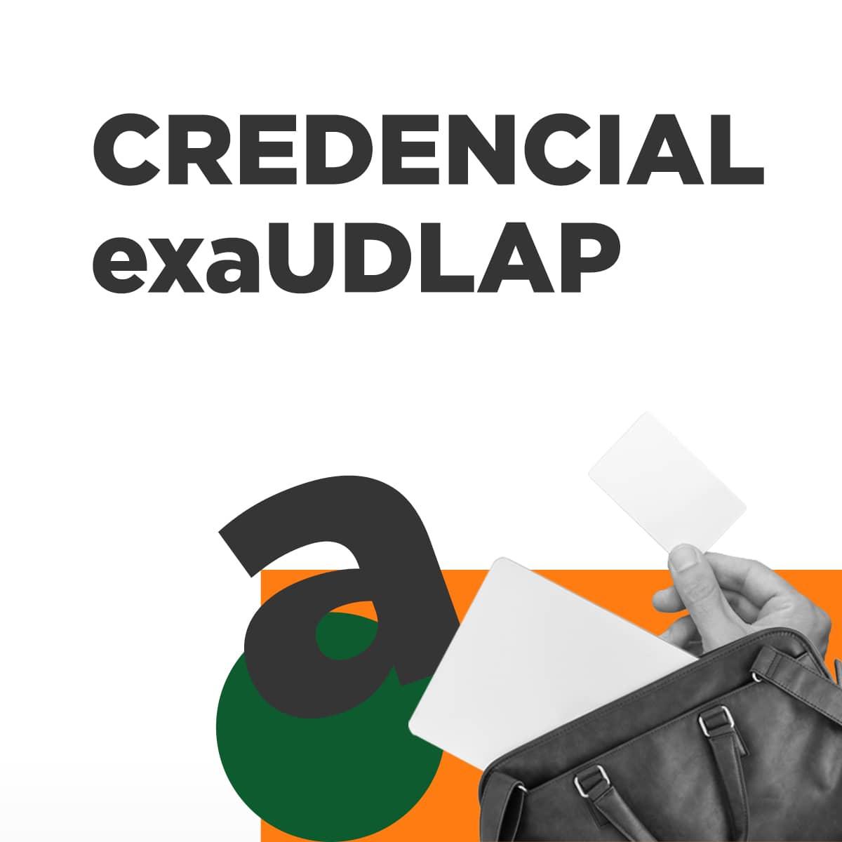 Credencial ExaUDLAP