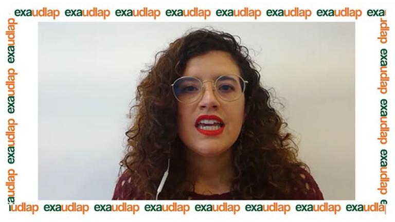 Lizbeth Gutíerrez Sauceda Egresada UDLAP