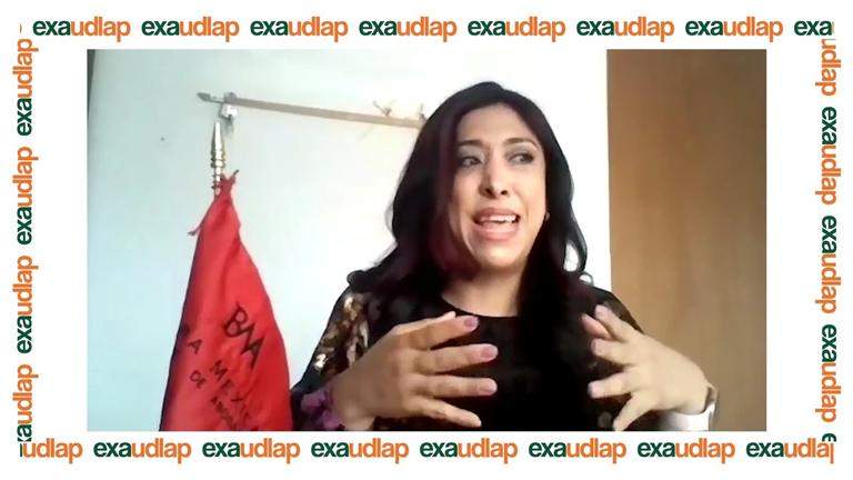Norma Estela Pimentel Méndez Egresada UDLAP